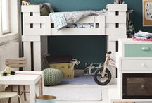 childrens bedrooms / by Debra Squires