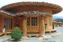 cordwood houses