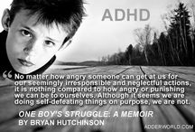 ADHD research / by Laura Bill McLey