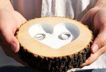 Ringkissen / Wedding Hochzeit dys