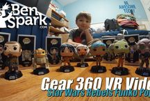 Samsung Gear 360 VR Videos
