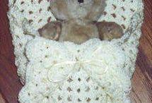 sovepose til bamser