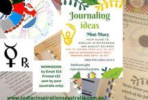 Journaling Ideas - Workbook