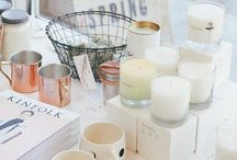 shop styling / for all the dreamers, who dream of running a beautiful store