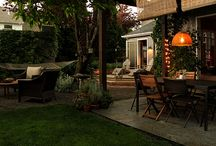 Outdoor Spaces / by Erin Popp