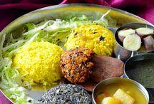 A FOOD FIESTA - THALIS OF INDIA