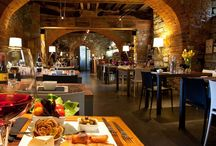 Places to DINE / Offering a number of places near Il Gavillaccio (driving distance) where you can dine