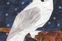 Craft Ideas - paper-pieced quilts