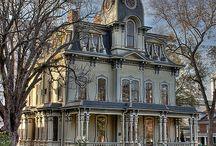 Smukke huse og facader..