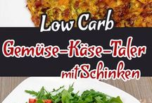 Low Carb Rezepte ☺