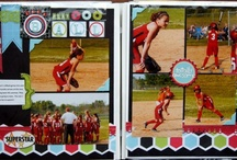 Scrapbook Softball
