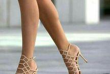 sepatu High Hill