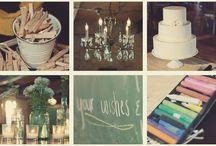 Wedding Deco Inspiration Amanda Finucane