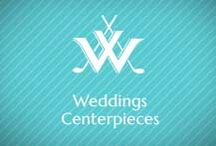 Centerpieces / Centerpiece ideas for weddings and events. www.willoughbygolfclub.com