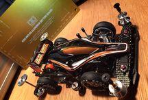 AR Chasis Mini 4WD Setup