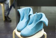 Валеная обувь