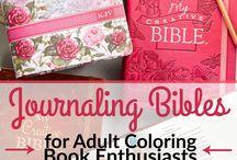Bible and bible journaling