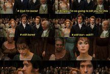 Mr. Darcy's Inner Struggles