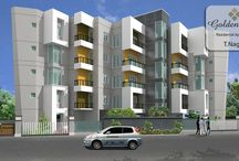 """Navins - Golden Glade / Navin's """"Golden Glade"""" comprising of 8 high style luxury apartments is an exclusive oasis of peace and tranquility located on Siva Prakasam Road, behind Natesan Park, T.Nagar. Brought to you by your most favourite and trusted builder for over 24 years,  Navin's Golden Glade is a spectacular embodiment of architectural brilliance,  flawless construction values and spellbinding innovation."""
