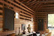 Barn/wool shed conversions