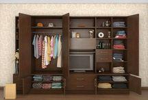 Wardrobe Designs for Bedroom