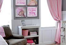 Katelyn's Nursery / by Danielle Arnold