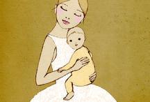Concept Art & Children Art Print (wallroom illustration) / by OliveTree