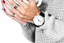 часы и аксессуары для flatlay
