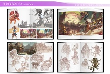 character illustration comic style digital art