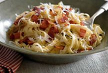 pasta  / by Christine Collier-Reeves