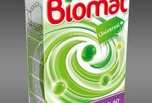 Biomat - praci prasok / Biomat, praci prasok  #biomat #praciprasok #washingpowder