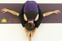 Yoga Asanas / Yoga poses