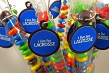 Lacrosse Party / Looking for Lacrosse party ideas?  Check out pins about favors, decorations, cakes, centerpieces and more. / by Cool Party Favors