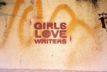 Writers / Wall