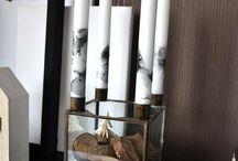 Kubus candle holder / Svícen Kubus