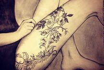 Tattoo / TATTOOS! Pretty, funny, awesome, wants and just loved ones!