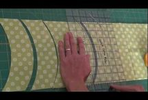 Quilting - Quick Curve Ruler