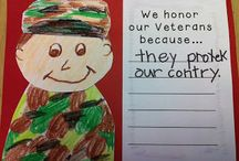 Classroom - Veteran's Day