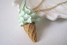 Polymer Clay Miniature Sweets