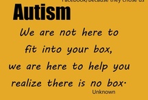 Autism / by Amy Liggett