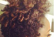 Short Hair: Natural Hair
