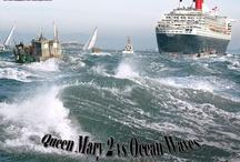 cruise ships / by Ed Borner III