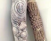 Knitting&Crochet Land Art