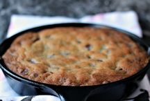 cast iron skillet cooking