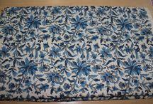 Cotton Hand Block Print Factory