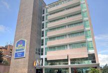 Habitaciones Hotel en Medellín - BEST WESTERN / El Hotel BEST WESTERN Sky Medellin está ubicado en El Poblado, el sector más exclusivo y seguro de la ciudad.