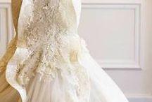 wedding staff / wedding deco , flowers and dresses