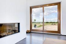 Finestre / Tipologie di finestre per la tua casa. Finestre in pvc, scorrevoli, in alluminio