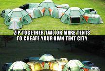 Camping and Kit