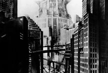 Metropolis (1927) / Stunning pre-popculture and steampunk movie. Personal favorite futurism stuff.